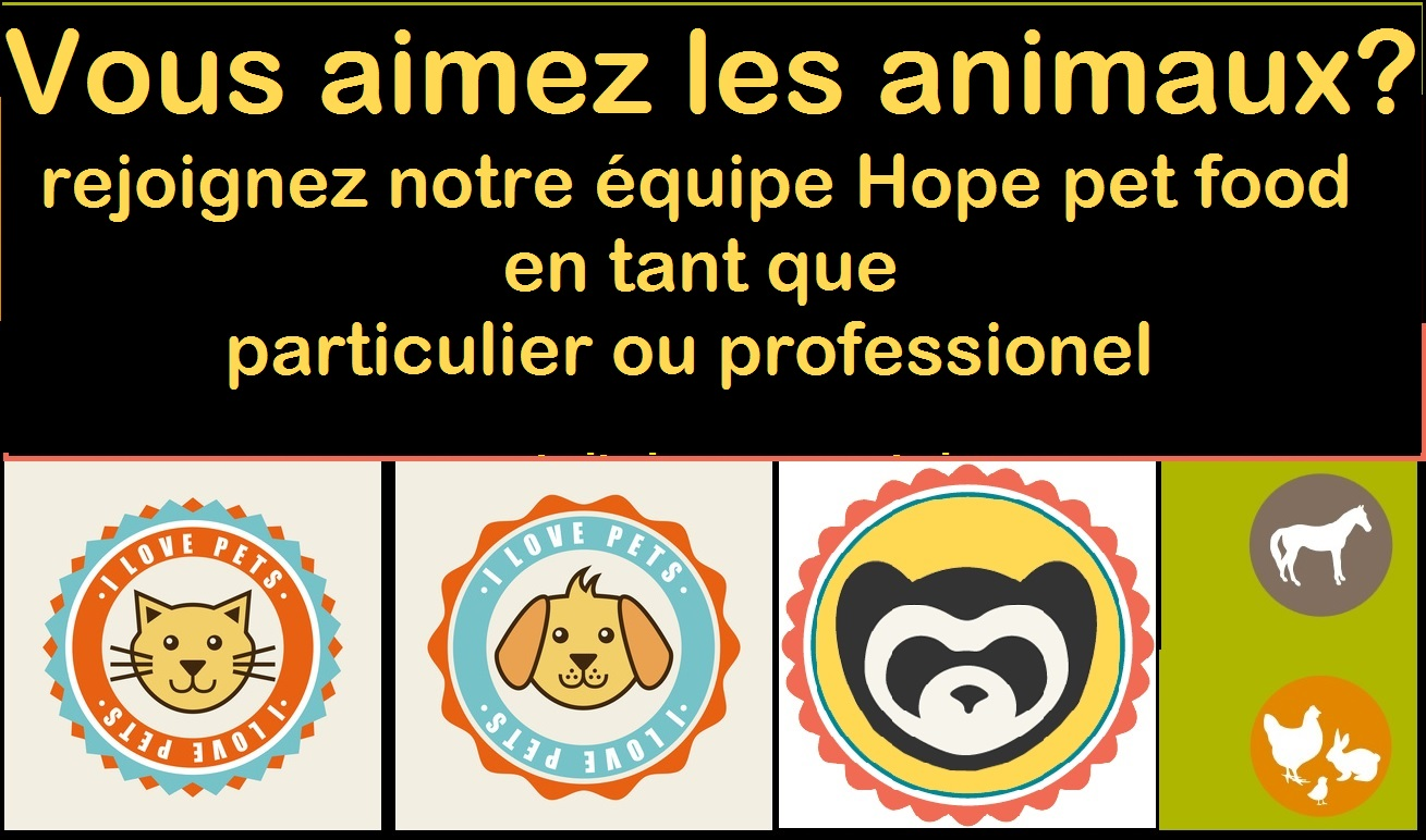 ambassadeur Hope pet food