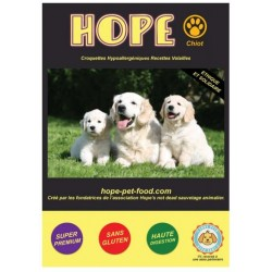30% Volailles et riz super premium - Hope Pet Food - croquettes chiots