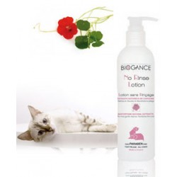 Lotion sans rinçage chat naturelle biogance